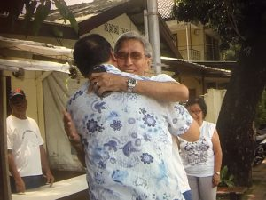 Two brothers reunited after 68 years